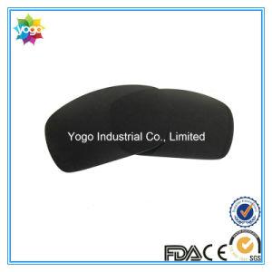 Wholesale UV400 Solid Black Polarized Sunglass Lens pictures & photos