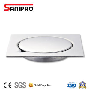 Hot Sale Pop up Press Stainless Steel Shower Floor Drain pictures & photos