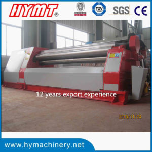 W11H-30X2500 hydraulic Bottom rollers Arc-Adjust plate bending rolling machine pictures & photos