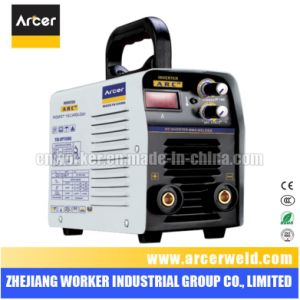Small Side with Heavy Duty Cycle Inverter IGBT MMA Welding Machine pictures & photos