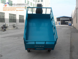Three Wheel Motorcycle, China New Style, Cargo Tricycle, High Quality, Hot Sale, Gasoline Trike, Tuk Tuk (SY150ZH-C6) pictures & photos