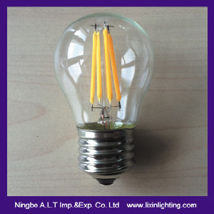 A60 LED Filament Bulb in Decorative Function pictures & photos