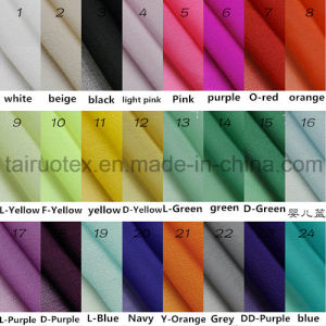 100% Silk Chiffon Fabric with Reactive Printed for Dress Fabric pictures & photos