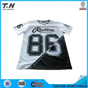 2015 Promotional Full Sublimation Dry Fit T Shirt