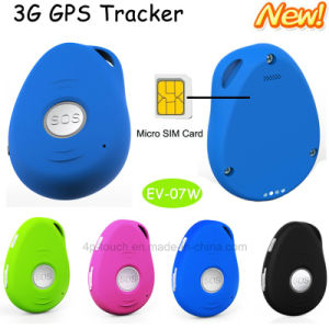 3G Elderly GPS Tracker with Google Map & Fall Alarm (EV-07W) pictures & photos