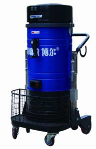 Single Phase 3 Motors Industrial Vacuum Cleaner pictures & photos