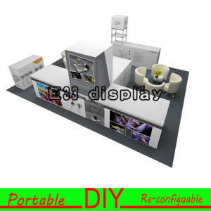 Aluminum Versatile &Portable Exhibition Stand Booth pictures & photos