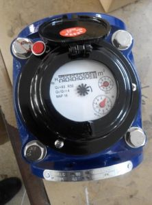 Large Diameter Dry Dial Woltmann Water Meter (DN50-DN300) pictures & photos