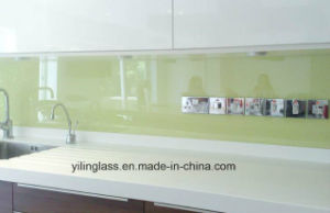 Toughened Glass Splashback with Australian Certificate pictures & photos