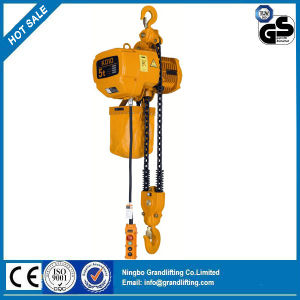 K Type Electric Chain Hoist with Hook pictures & photos
