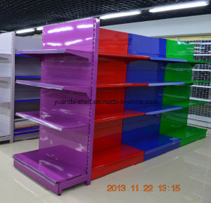 Four Layer Display Shelf for Supermarket and Exhibition (YD-S005) pictures & photos