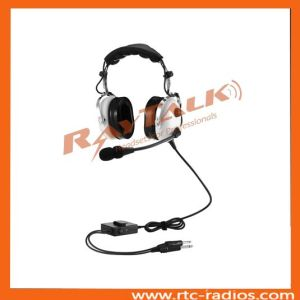High Quality Anr Airline Aviation Headset / Noise Cancelling Headphones pictures & photos