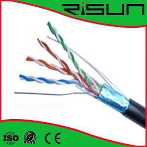 FTP Cat5e&6 with Ce RoHS ISO9001 ETL and Good Quality Material pictures & photos