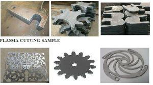 105A Hypertherm/100A Huayuan Metal Plasma Cutting Machine Ce/FDA pictures & photos