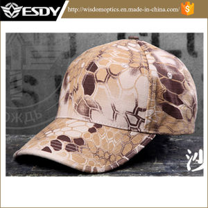 Camouflage Outdoor Rattlesnake Python Camouflage Baseball Cap pictures & photos