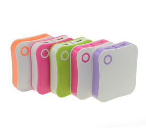 2015 New Design Sandwich 7800mAh Portable Mobile Power Bank pictures & photos