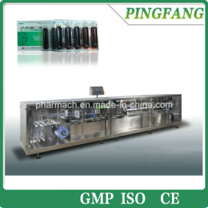 The Newest Ggs-240 (P10) Ginseng Oral Liquid Filling and Sealing Machine pictures & photos