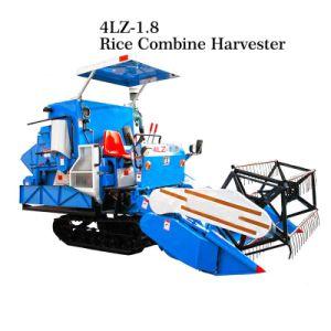 Mini Grain Combine Harvester for Sale (LDG-4LZ-1.8) pictures & photos