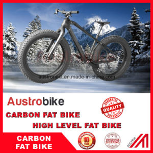 26er Carbon Complete Fat Bike 197mm with Bsa 120mm pictures & photos