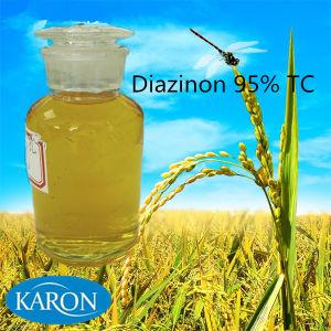 Insecticide Diazinon (95%TC, 60%EC, 60%EW, 10%G)