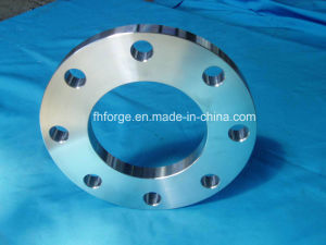 Thin Size Stainless Steel Forging Flange pictures & photos