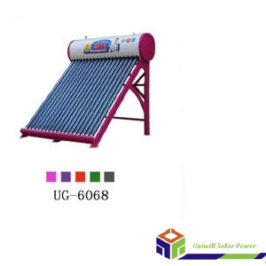 Compact Pressurized Solar Water Heater (UG-6068) pictures & photos