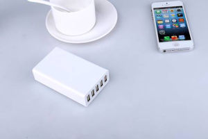 Five Ports USB Connector for iPhone 6 & Galaxy S6 (LCK-5B25) pictures & photos
