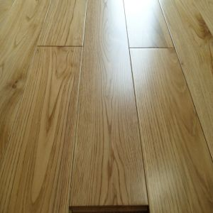 Handscraped &Brushed Oak Hardwood Flooring