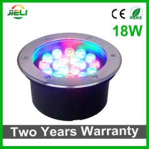 Good Quality 18W RGB LED Underground Light pictures & photos