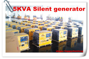 Kaiao 5kw Silent Diesel Generator for Sale pictures & photos