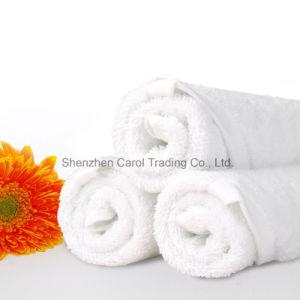 100% Cotton White Hotel Textile Bath Towel Hotel Towel pictures & photos