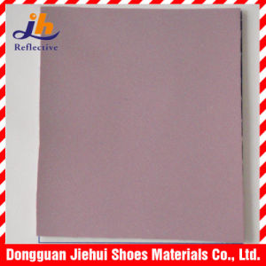 China Hot Wholesale Colorful Reflective PVC Leather