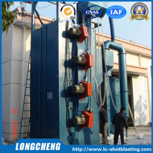 Hook Type Sand Blasting Machine