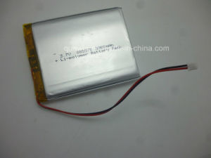 China OEM/ODM Battery 885570 Lithium Polymer Battery 3.7V 3900mAh Rechargeable Battery pictures & photos