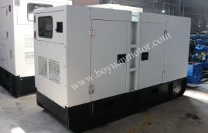 Cummins Engine Mechanic/Automatic Controller ATS Power Generator 300kw/375kVA pictures & photos