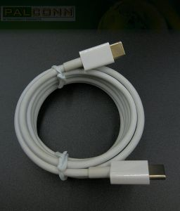 USB2.0 Type C Cable for Power Adapter. Rated Current 5A Max, Cable Color~Apple White TPE,Application :MacBook PRO,HP,DELL,Samsung,LG,Toshiba,Sony,Nokia,Thinkpad pictures & photos