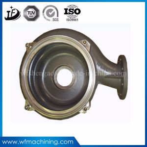 OEM Sand Casting Aluminum Parts with Aluminum Foundry Process pictures & photos