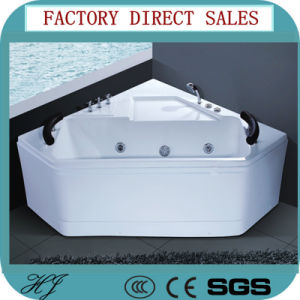 New Model Indoor Acrylic Massage Bathtub (5227) pictures & photos