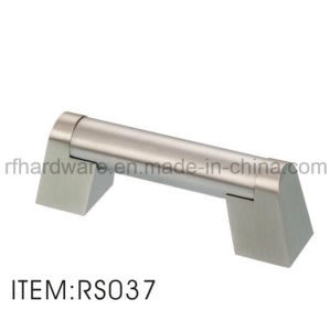 Hollow Stainless Steel Handle with Zinc Legs (RS037) pictures & photos