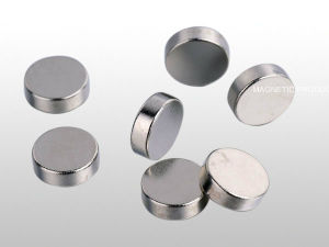 Cheap Power N35 Grade Nickel Plated Block Sintered Neodymium Magnets pictures & photos