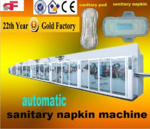 RF-Kya Full Auto Servo Sanitary Napkin Machine
