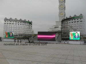P10 Outdoor LED Display Panel for Advertisement