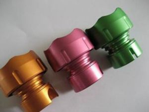 High Precision Manufacturing Service Machining CNC Aluminum Anodized Parts pictures & photos