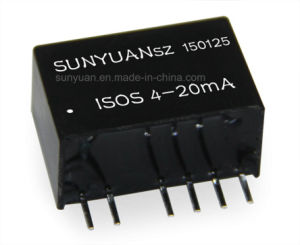 Micro-Size 4-20mA Loop Isolation Amplifier pictures & photos