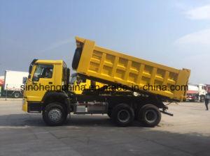 371HP HOWO 6 X 4 Heavy Duty Dump Truck Zz3257n3647b/Sow pictures & photos
