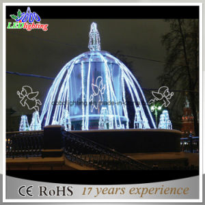 Christmas LED Fountain Motif Lights for Shopping Mall Decoration pictures & photos