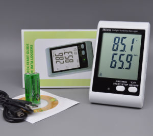 Digital Temperature Humidity Data Logger/Recorder Dwl Series pictures & photos