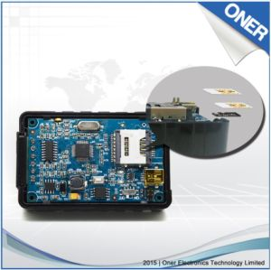High Capacity Internal Memory SD Card GPS Truck Tracking with Dual SIM Card Port pictures & photos