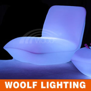 Events Sofa LED Leisure Sofa LED Chair Illuminate Sofa pictures & photos