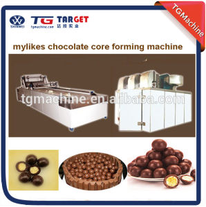 Full Automatic Chocolate Moulding Line with Ce Certification pictures & photos